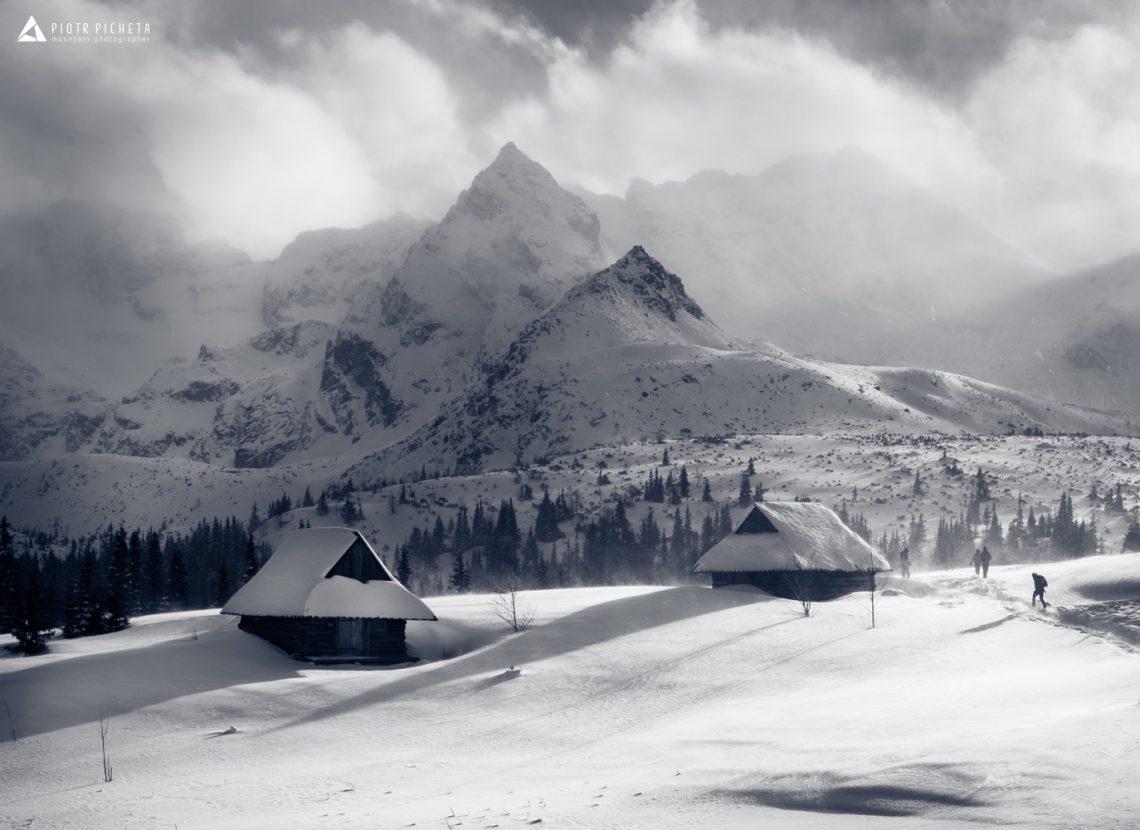 Czerń i biel. (black&white)