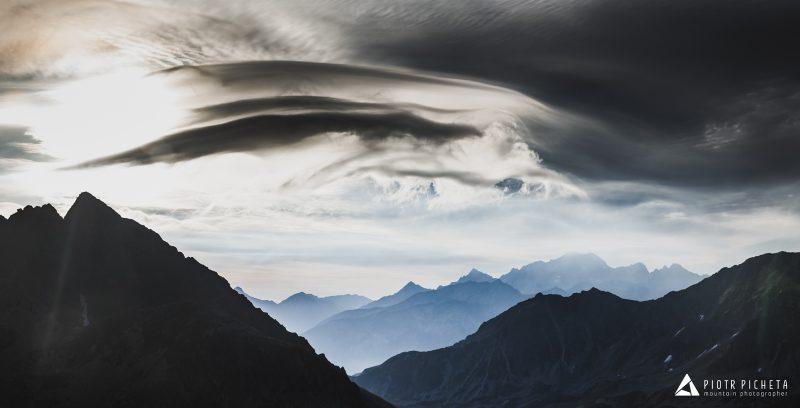 Tatrzański krajobraz wewnętrzny